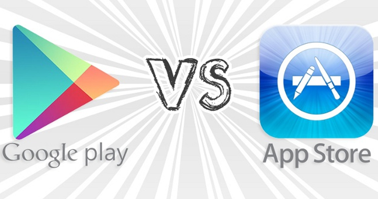 webilize, blog image, q2 report: google play outpaces app store app downloads
